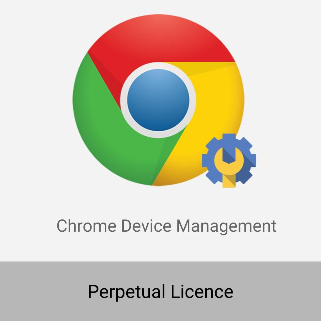 Licencia Chrome Device Management Perpetual